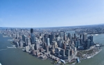 Travel Photography - New York Areal Photo